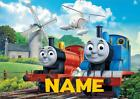 THOMAS THE TANK ENGINE PERSONALISED PLACE MAT DINNER MAT TABLE MAT