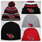 Arizona Cardinals New Era Beanies ~Knit Hat~Classic NFL Patch/Logo ~Cool ~New $20.99 USD on eBay