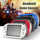 8GB 4.3'' Retro 2000 Games Built-In Handheld Video Game Console Player For gift