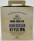 Muntons American Style IPA 5.5% homebrew strong ale craft real beer making kit