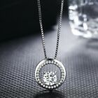 Hot!Women Fashion Necklace Ladies Jewelry Modern Crystal Pendant ZD2011