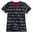 Disney Store Star Wars Stormtrooper Rouge One T Shirt Boys Size 5/6 7/8 14 New