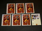 LOT of SEVEN Cards JOHN HADL Rams Chargers 1993 NFL Football Quarterback Legends $1.99 USD