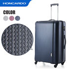 HONCARDO Luggage New Expandable Spinner Wheels Travel Suitcase Trolley Bag Cabin