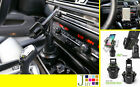 Simple Install Solid Car Cup Mount Cellphone Holder Adjustable Base Wide Kit