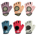 Adidas Womens Essential Gloves Weight Lifting Exercise Fitness Gym Ladies