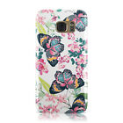 TROPICAL STYLE PATTERN DESIGNS PRINT CASE COVER FOR SAMSUNG GALAXY MOBILE PHONES