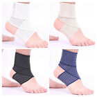 2Pc Unisex Ankle Support Guard Strap Compression Wraps Brace Sports Bandage Tool on eBay