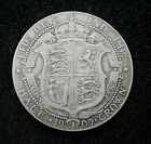 Edward VII Half-Crown 1902 to 1910 -  choose your date