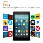 Внешний вид - New-Sealed-amazon-fire-7-Tablet-7-034-with-Alexa-black-blue-yellow-red-8/16gb