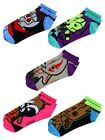 Guardians Of The Galaxy Women's Low Cut Socks - Pack Of 5