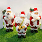 Christmas Santa Claus Doll Dance Singing with Saxophone  Electric Xmas kids Gift