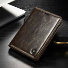 Retro Leather Wallet Card Holder Flip Stand Case Cover for Blackberry Passport 2