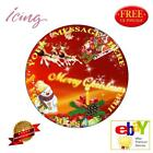 Christmas Personalised Edible Icing Cake Toppers - Various Sizes