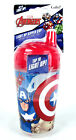 Marvel Avengers 10oz LIGHT-UP Sippy Sipper Cup Spill Proof Choose From 4 BNIP