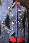 Rodeo Queen,  Parade,  Show,  Horsemanship Adult Blouse by Riding High USA