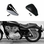 Left Side Battery Cover Panel Fairing Fits Harley Sportster XL Iron 883 1200 BCL
