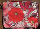 Vera Bradley Laptop Sleeve in Bohemian Blooms, Case, NWT