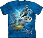 """The Mountain T-Shirt """"Find 9 Sea Turtles"""""""