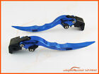 Moto Guzzi BREVA 750 2004 - 2009 Long Blade Adjustable Brake Clutch CNC Levers