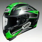 SHOEI X-SPIRIT 3 LAVERTY TC4 MOTORBIKE MOTORCYCLE HELMET