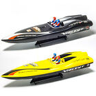 New Radio Remote Control Violent Twin Propeller Racing Speed RC Boat Ready To Go