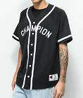 NWT Champion Braided Baseball Jersey Top Tee Tshirt Select Color Size SOLD OUT image