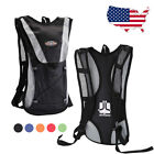 Sports Backpack 2L Survival Water Bladder Bag Hydration Pack Camping Cycling Hik