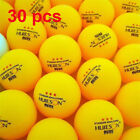 10/100pcs 3-Star Table Tennis Balls 40mm Ping pong Balls Training Ping Pong Ball