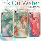 Luxury Marble Ink Designer Ultra Thin Cute Cool Pretty Cover for iPhone Case