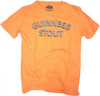 "Guinness Beer Orange ""Guinness Stout"" Design T-Shirt by Red Jacket"
