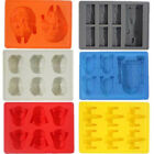 Star Wars Silicone Ice Cube Tray Mold Soap DIY Cookies Chocolate Fondant Molds $3.87 CAD on eBay