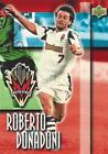 1997 Upper Deck Bandai Major League Soccer - NY/NJ Metro Stars - Base Commons