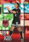 1997 Upper Deck Bandai Major League Soccer - DC United - Base Commons MLS