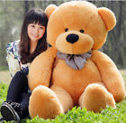 Large Teddy Bear Giant Teddy Bears Big Soft Plush Toys Kids 60/80/100cm UK Stock