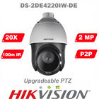 HIKVISION DS-2DE4220IW-DE 2MP 20X IR 100m PoE WDR Outdoor Network PTZ P2P CAMERA