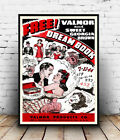 Free Dream book : old  magazine advertising, Reproduction poster, Wall art.