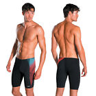 Speedo Badehose Placement Jammer Endurance+ Black Red Adriatic 2017