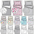 2 PIECE BABY BEDDING SET COT BED TODDLER JUNIOR BED DUVET COVER + PILLOWCASE