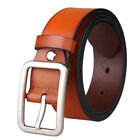 Top quality Classic belt belt for men and women 100% Cow Leather belt size S-6XL