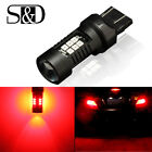 1200LM 7443 7440 21SMD T20 W21/5W Car LED Reverse Brake Turn Tail DRL Light Bulb