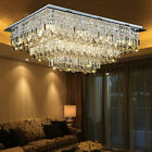 Modern fashion LED K9 crystal ceiling lamps chandeliers Lighting Fixture #6769