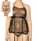 sexy aprons for sale - Sexy Lingerie Plus Size Flirty Delicate Lace Apron, XXL Fathers day sale
