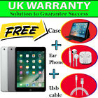 Apple iPad MINI 16GB 32GB 64GB Wi-Fi + 4G Unlocked 7.9&quot;UK WARRANTY  EXCELLENT <br/> FREE Usb Cabel+Case + STOCK