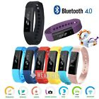 Smart Wristband Sports Fitness Activity Tracker Band Bluetooth Bracelet Watch