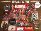 New Panini Marvel Heroes Trading Cards - Numbers 1-198, Buy 2 Get 10 Free
