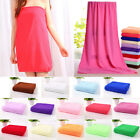 Microfiber Body Towel Wrap Ladies Women Bath Shower SPA Body Robe Towel Wrap NEW