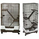 Chinchilla Cages From Lazy Bones - 3 Tier  & 4 Tier
