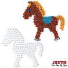Hama Bead Peg Board Assorted Shapes & Figures Boys & Girls Craft Stocking Filler <br/> EXTRA 5% OFF WHEN YOU BUY 6 OR MORE ** PEGBOARDS ONLY**