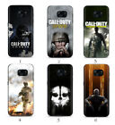 Call Of Duty Ghost WW2 Black OPS Game Gel/TPU Phone Back Case For Samsung Galaxy